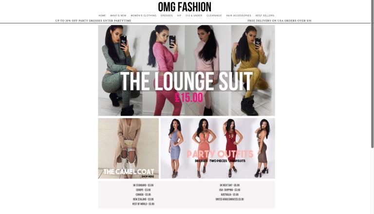 OMG Fashion